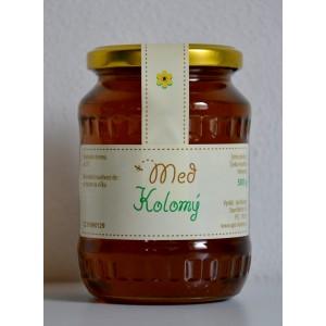 Med květový lesní 500 g