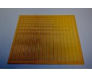 Mateří mřížka plast 3 mm, 435 x 435 mm