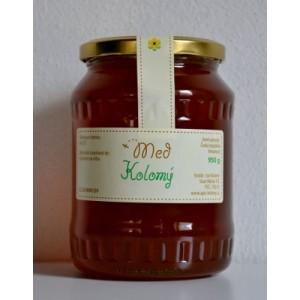 Med malinový 950 g