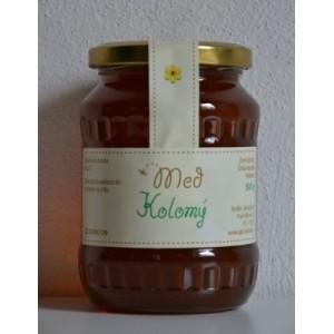 Med malinový 500 g