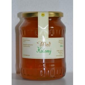 Med květový javorový  950 g